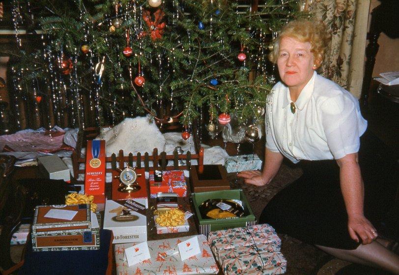 Mrs. Claus: 1949