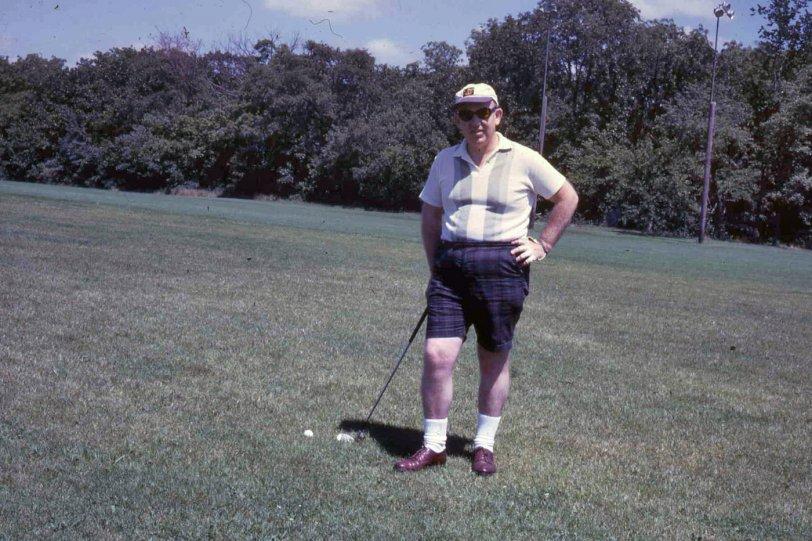 Golfer Dad: 1966