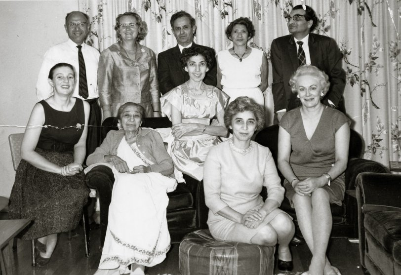 Parsi New Year (Navroj): c. 1965