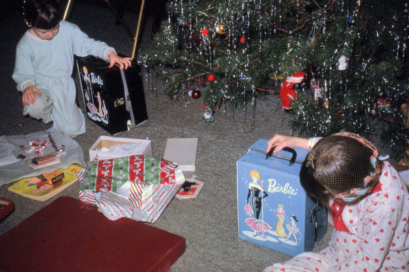 Barbie Christmas: 1964
