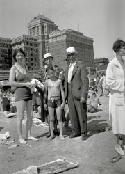 Jack at Atlantic City: 1935