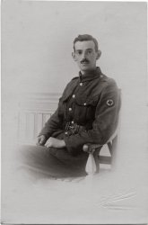 Private J.E. McIntosh: WWI