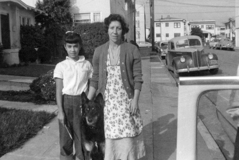 Mystery 50s photo