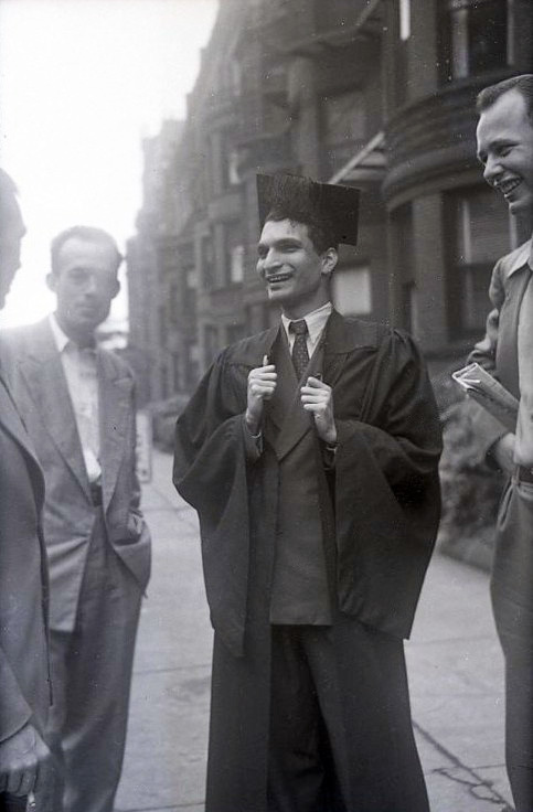 Graduation Day: 1947