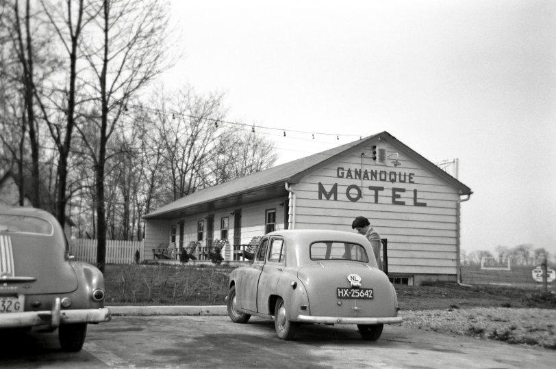Gananoque Motel