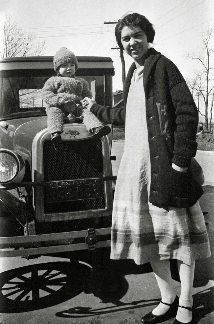Jack in 1927