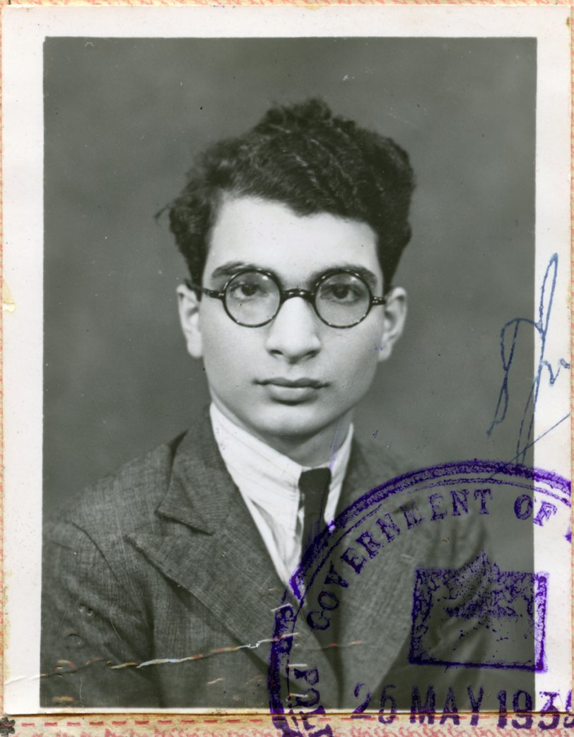 Dad, Age 15