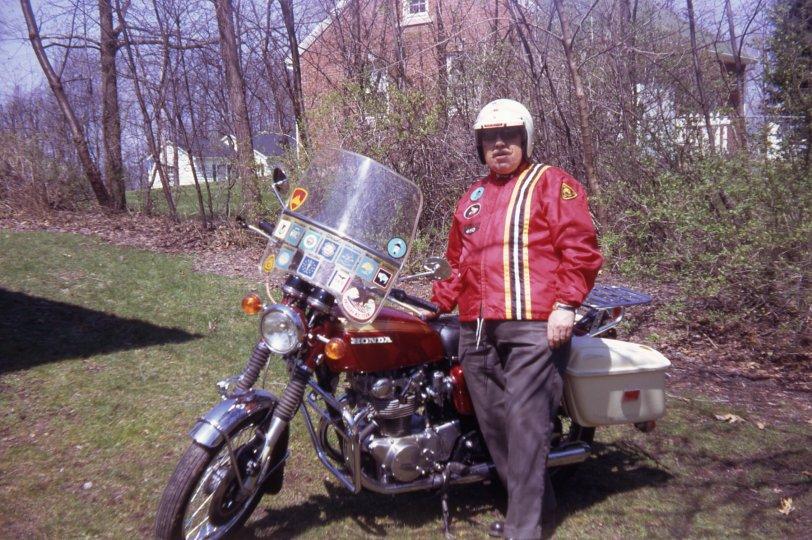 Free Wheelin' '73