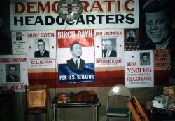 Democratic HQ 1961
