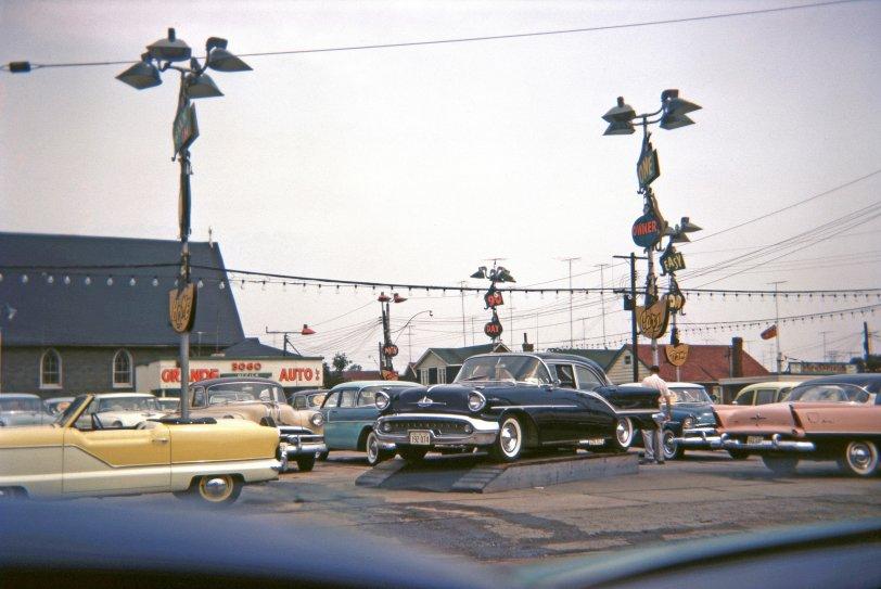 Grande Auto: 1958