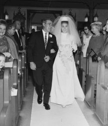 Wedding Day: 1968