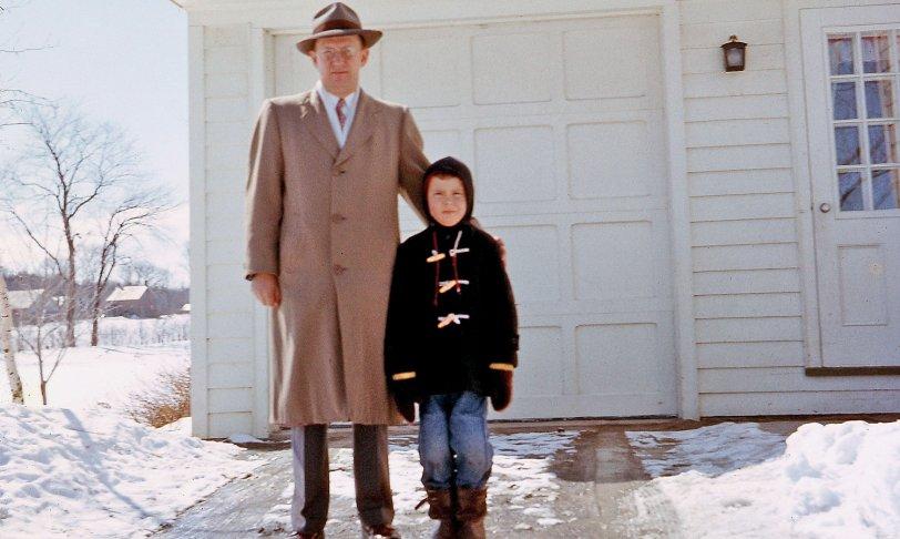 Quebec Winter: 1958