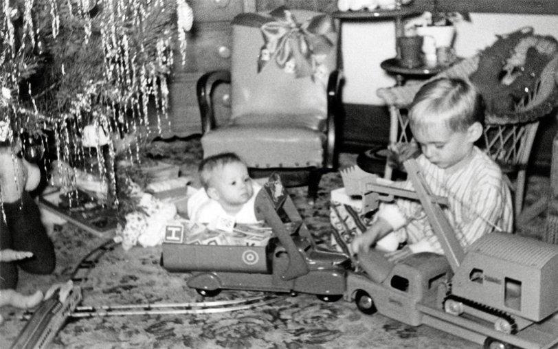 Christmas Morn: 1949