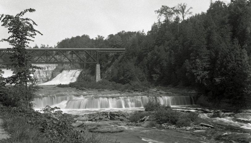 Trenton Falls NY: 1912