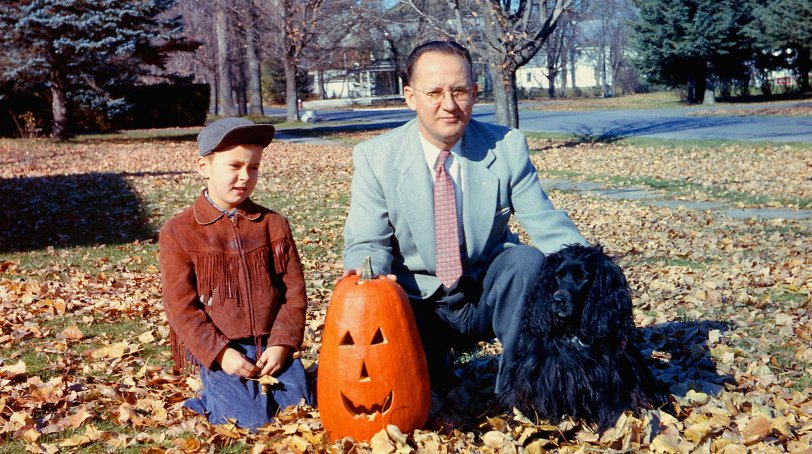 Quebec Halloween: 1958