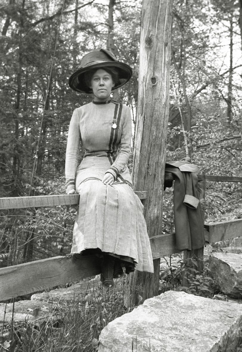 If I Wore a Bell: 1912