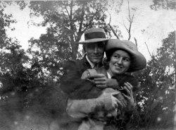 Leonard and Esther Wogatske