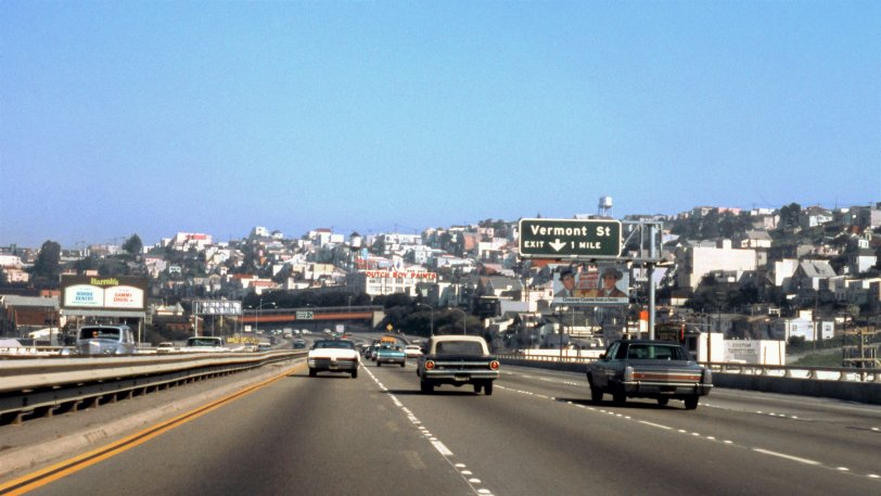 Vermont St. Exit: 1969