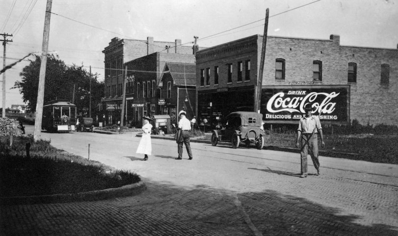 Main Street, Iowa