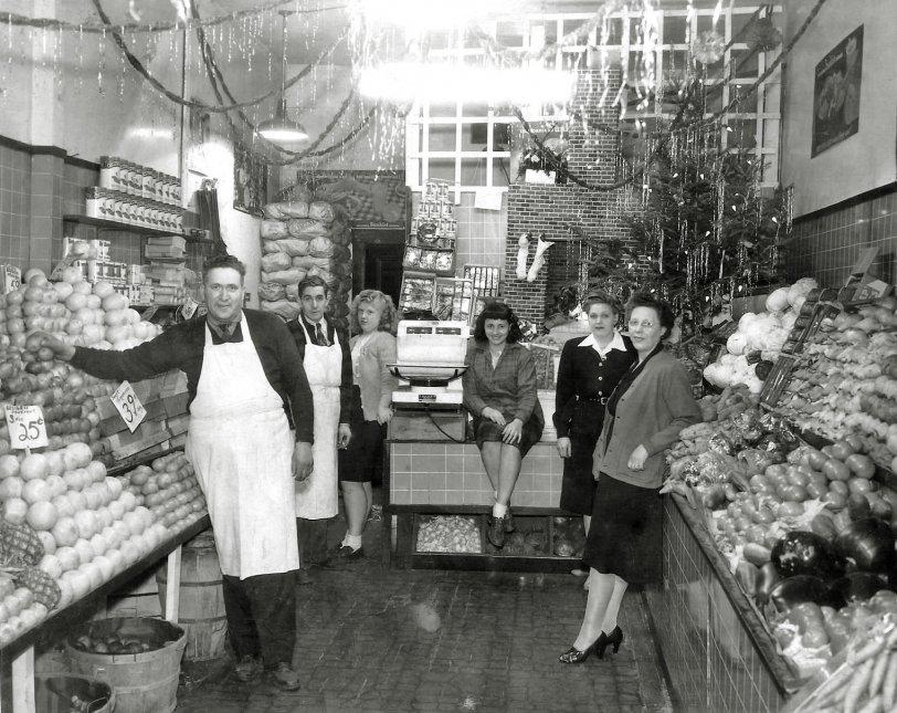 Irwin Produce: 1946