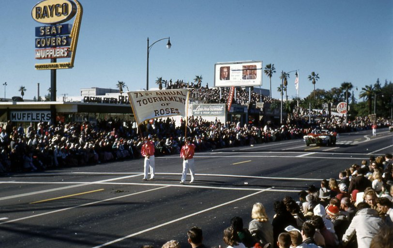 Tournament of Roses: 1960