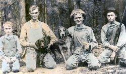 Jamieson Brothers: 1910