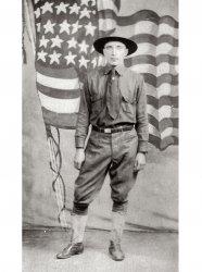 Grandpa Joe in WWI