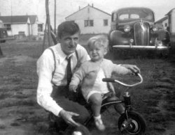 Father and Son 1946