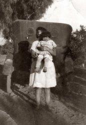 Family Juarez, Los Angeles late 1920's