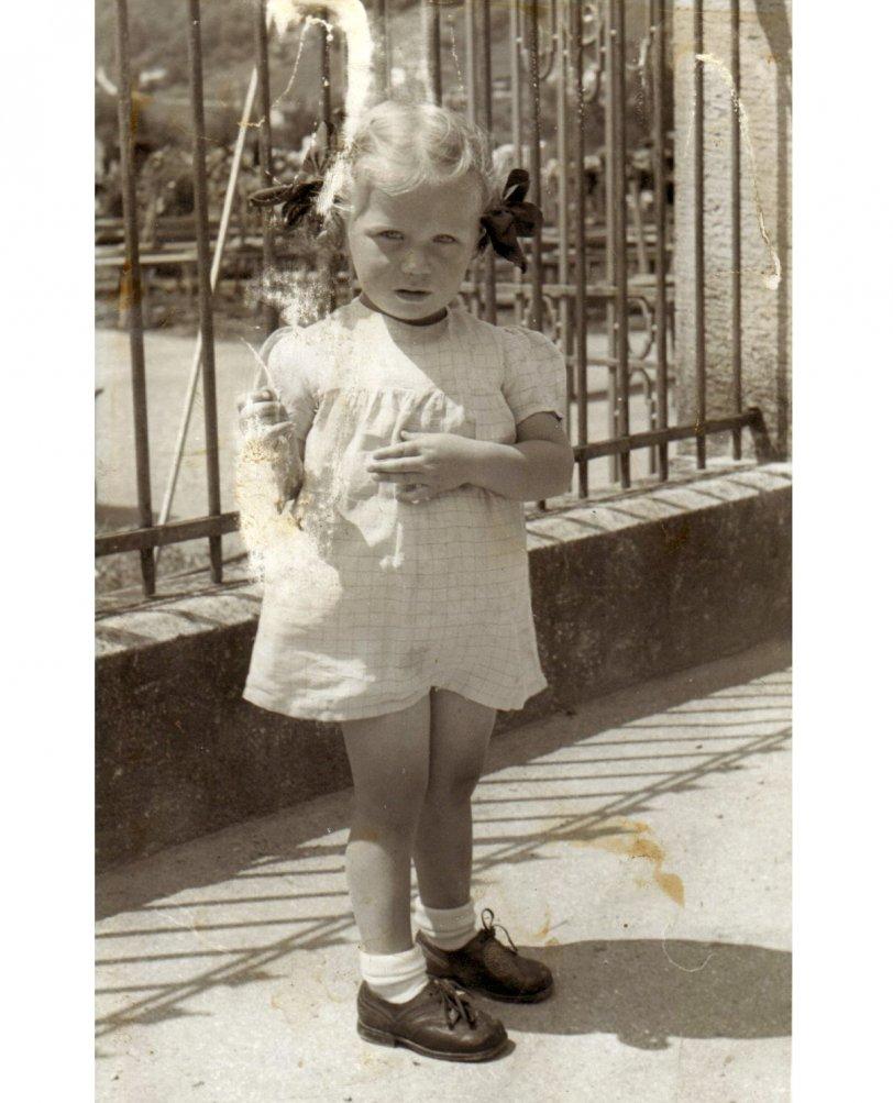 Aunt Katharina 1947