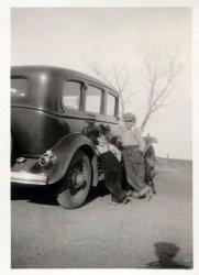 Ken and Jack: 1936