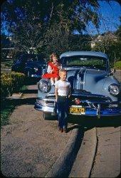 Kids, Pontiacs, Kodachrome: 1953