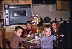 Kids' Table: 1966