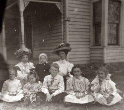 Kindergarten in 1905