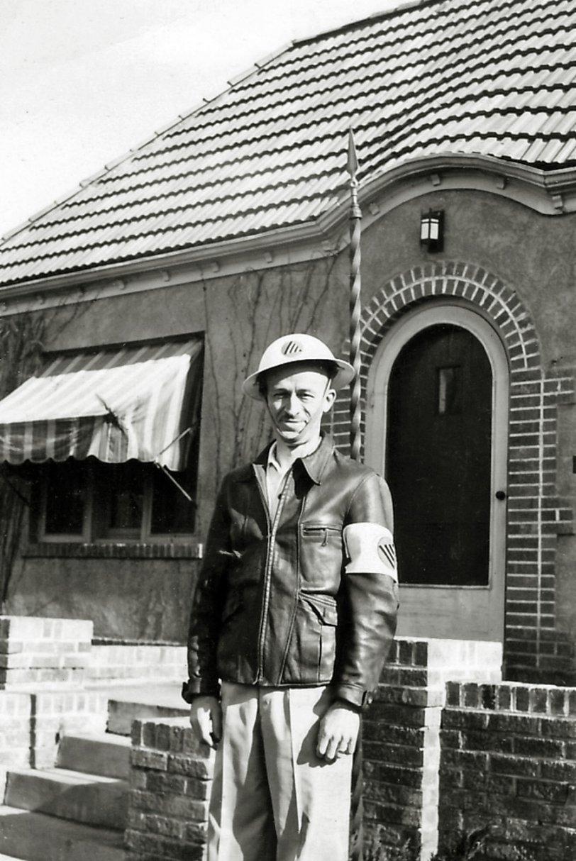 Air Raid Warden: 1943