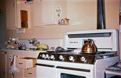 The Salmon Kitchen: 1964