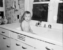 Kitchen Sink Baby: c. 1953