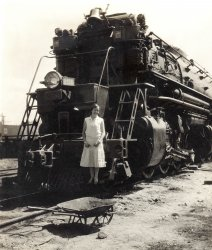 The Lady and the Locomotive: 1931