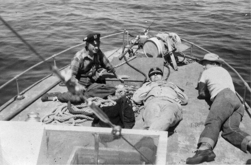 Lazy Fishermen