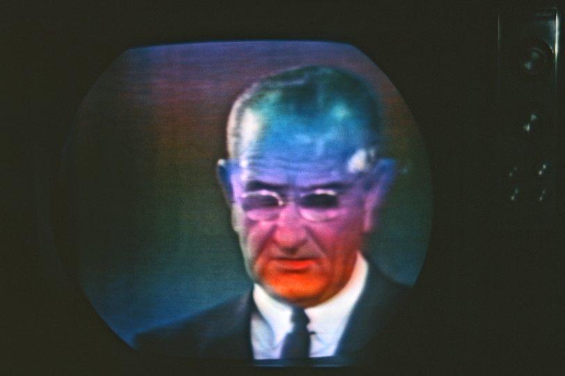 LBJ on LSD: 1967