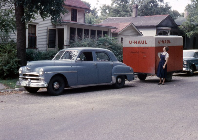South Bend Bound: 1956