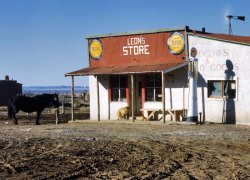 J.D. Leon General Store: 1943