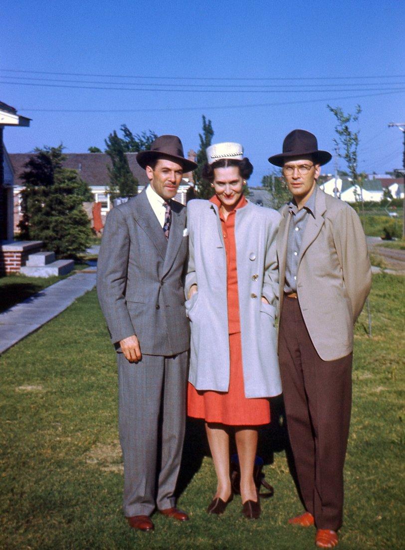 These Three: 1950