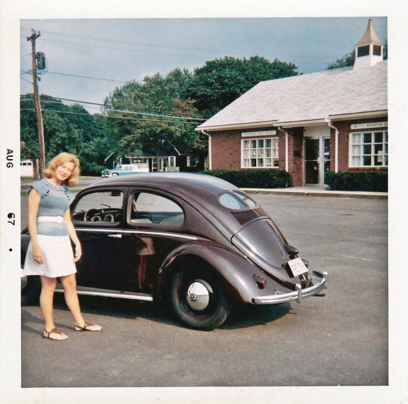 1950 Volkswagen: 1967