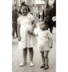 Paloma and Eugenio
