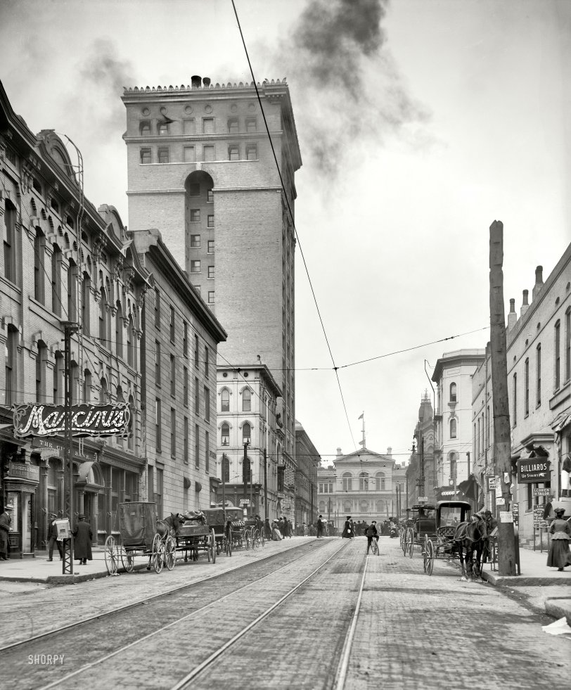 No Parking: 1906
