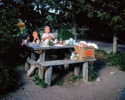 Happy Campers: 1960