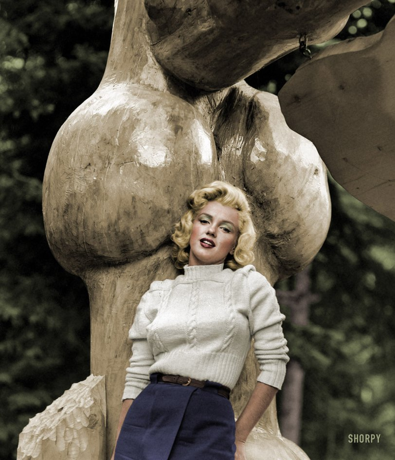 Babe in the Wood (Colorized): 1953