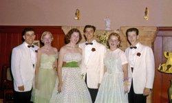 Senior Prom: 1955