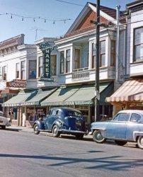 Market Day: 1955